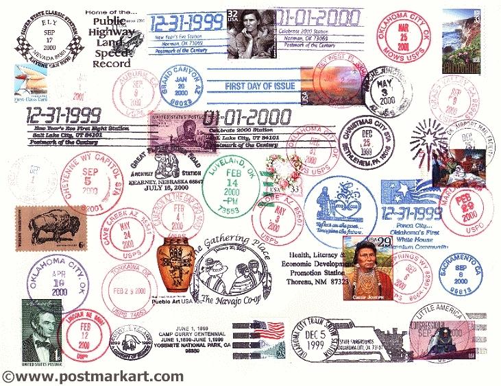 PostmarkArt Mini Original