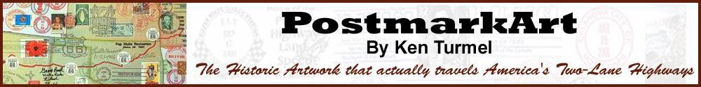 PostmarkArt by Ken Turmel